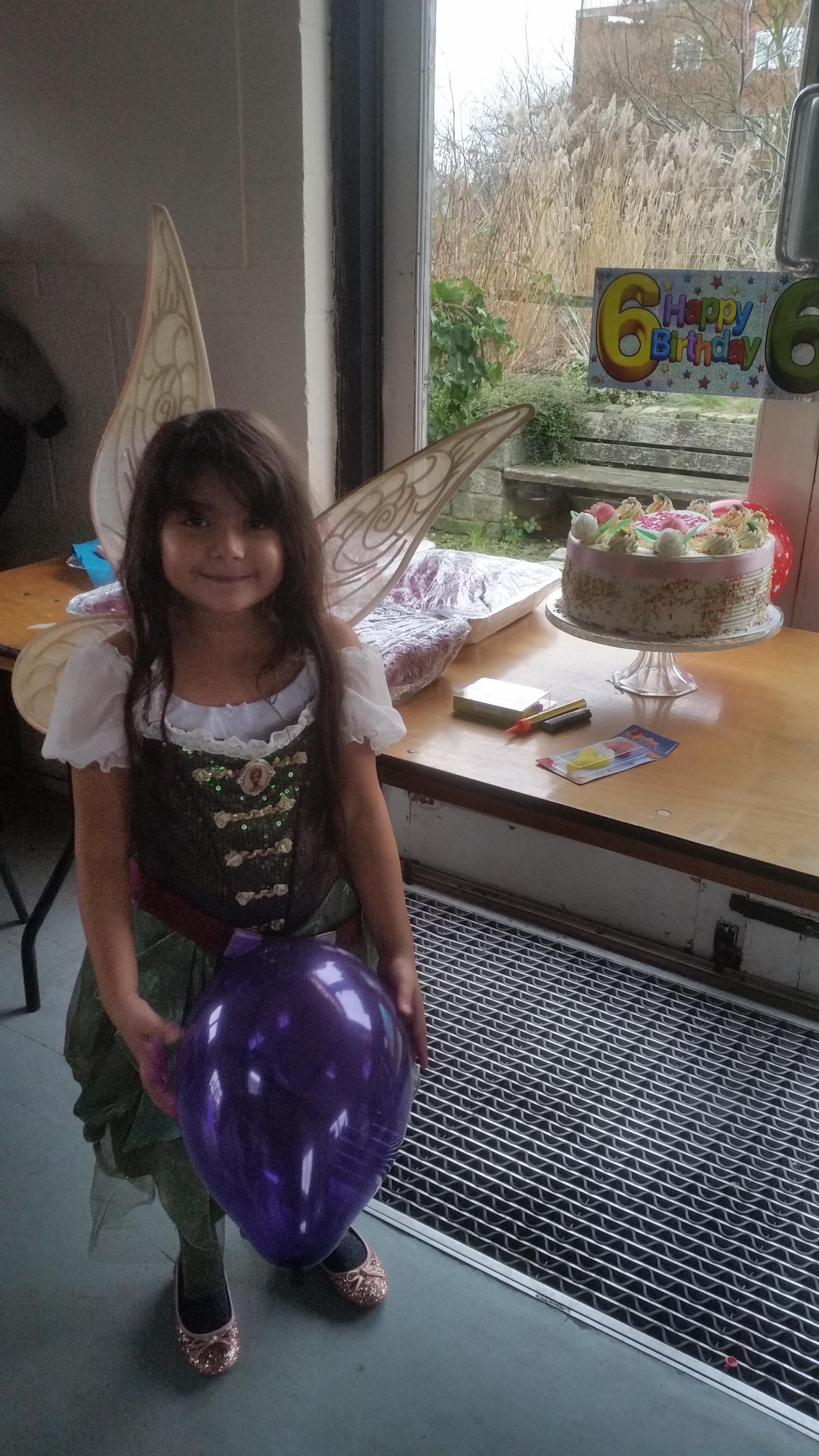 Melina's Party
