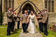 Wedding Cannons
