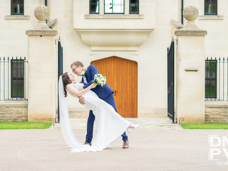 Becca & James' Wedding - What A Beauty!