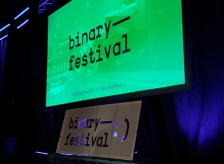 Liverpool Binary Festival, 22nd march 2018