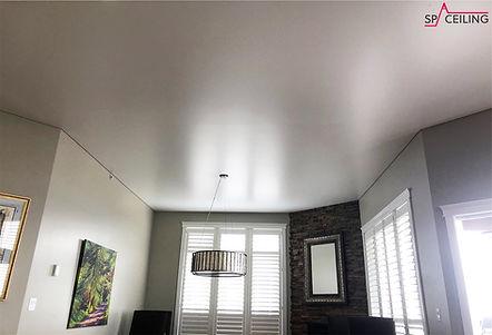 Satin Stretch ceiling Medicint Hat Alberta