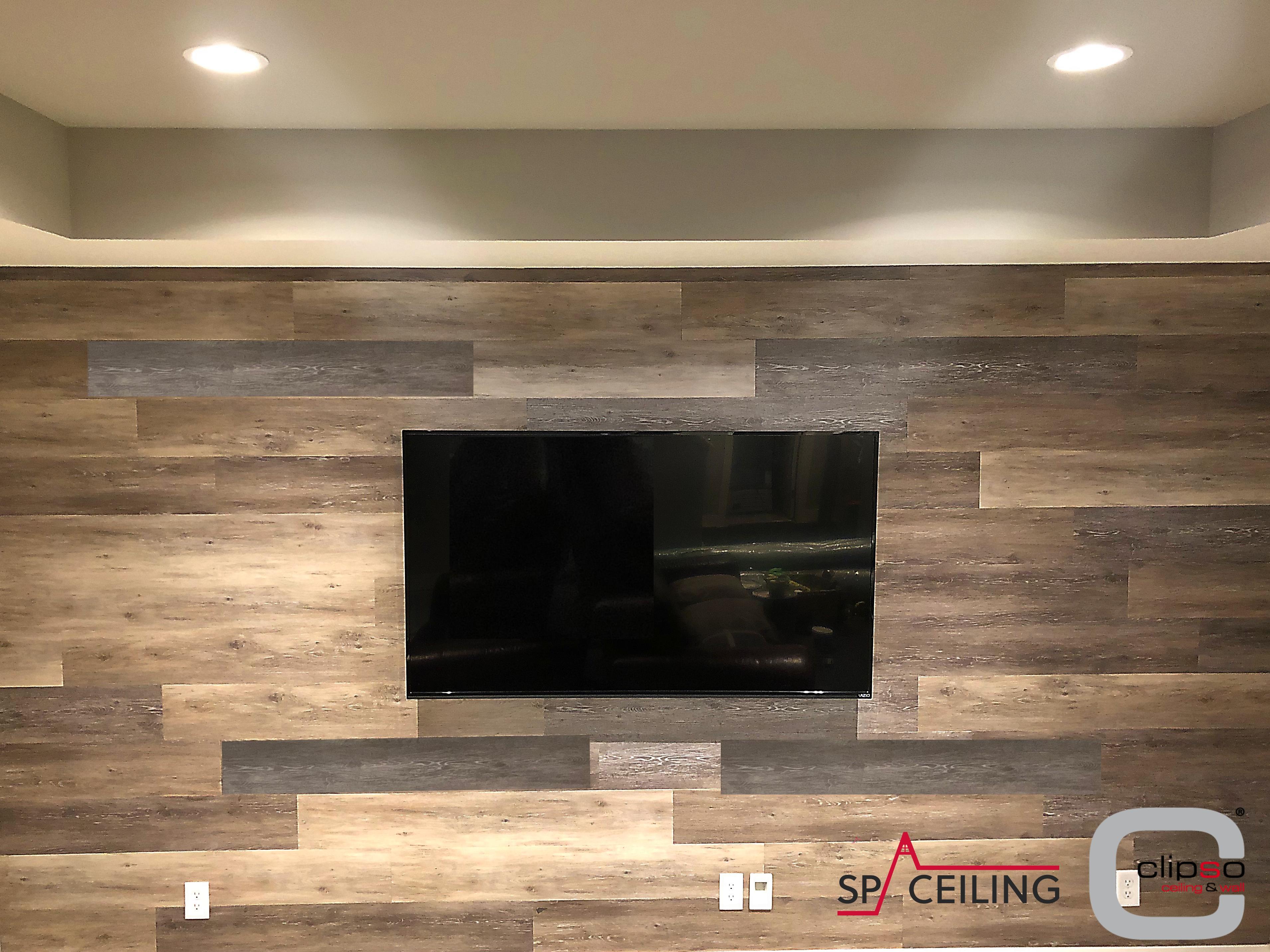 Stretch Ceiling wall