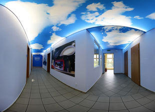 3d stretch ceiling