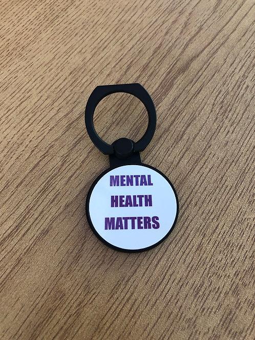 'Mental Health Matters' Phone Ring