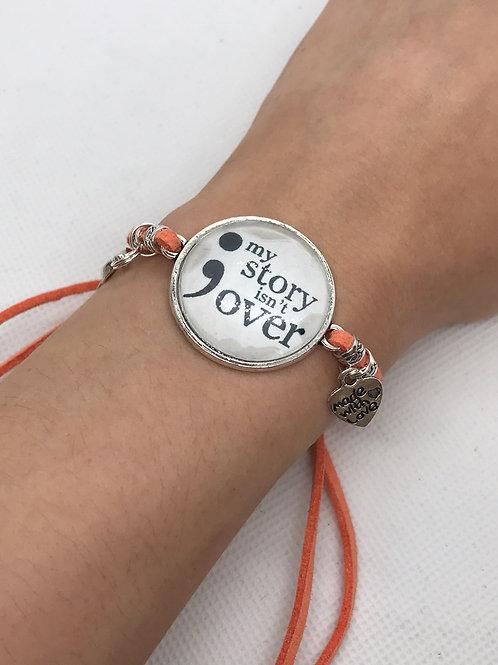 Motivational Vintage Bracelet