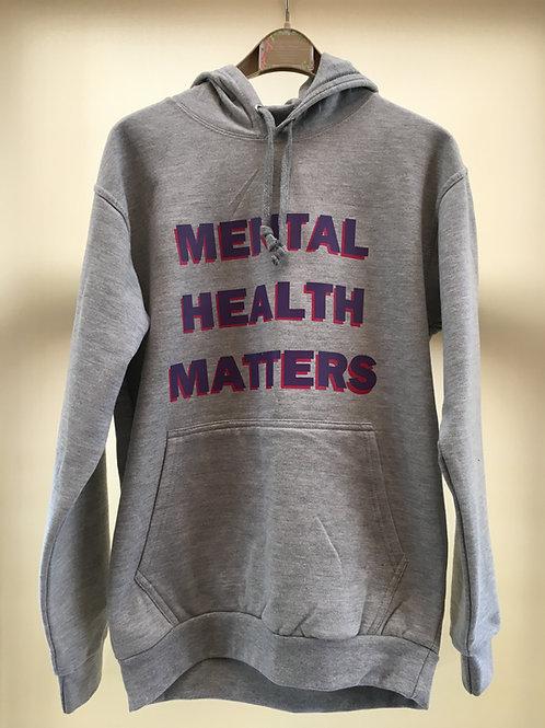 Mental Health motivational sweatshirt