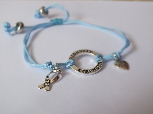 Strength Mental Health Bracelet
