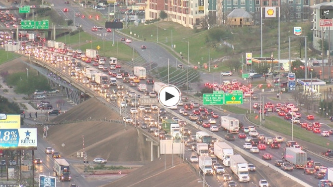Austin Traffic will be HORRIBLE this weekend.