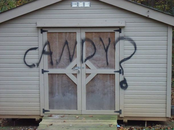 Halloween is almost here...Don't worry, our Renters Policies cover Vandalism!
