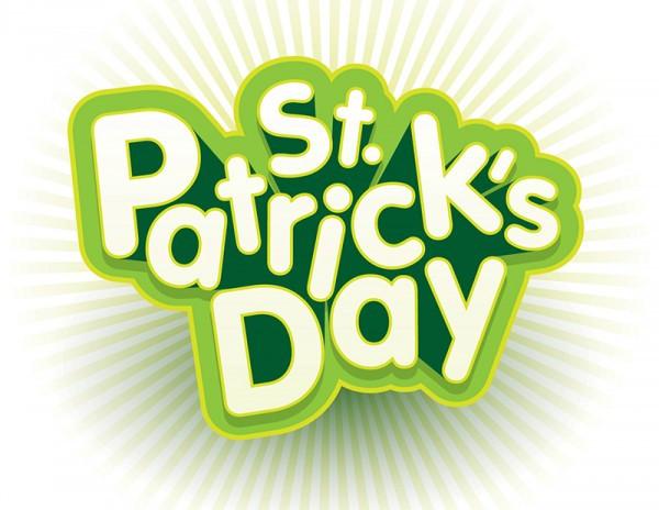 HAPPY SAINT PATRICK'S DAY!!