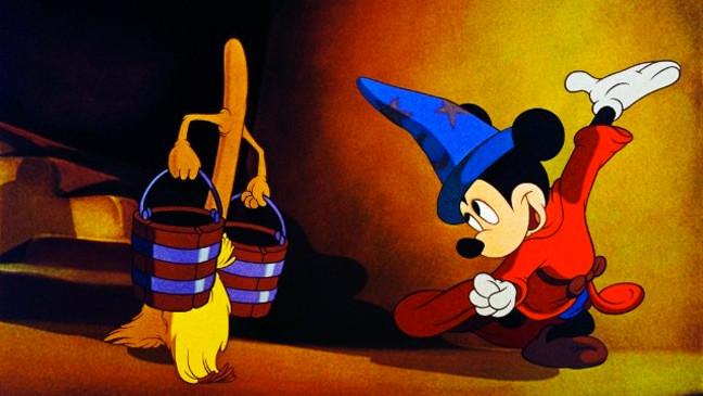 Disney' 'Fantasia' turns 75 today!