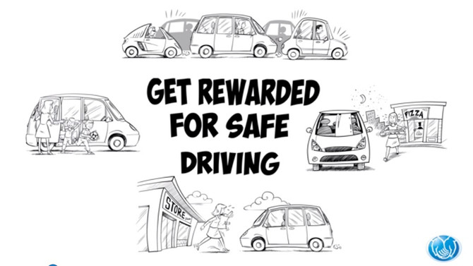 Earn Rewards for Driving?