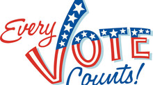 Primary Election Day!