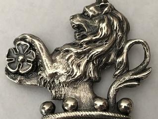 Heraldic Silver for the Hughes family of Kinmel