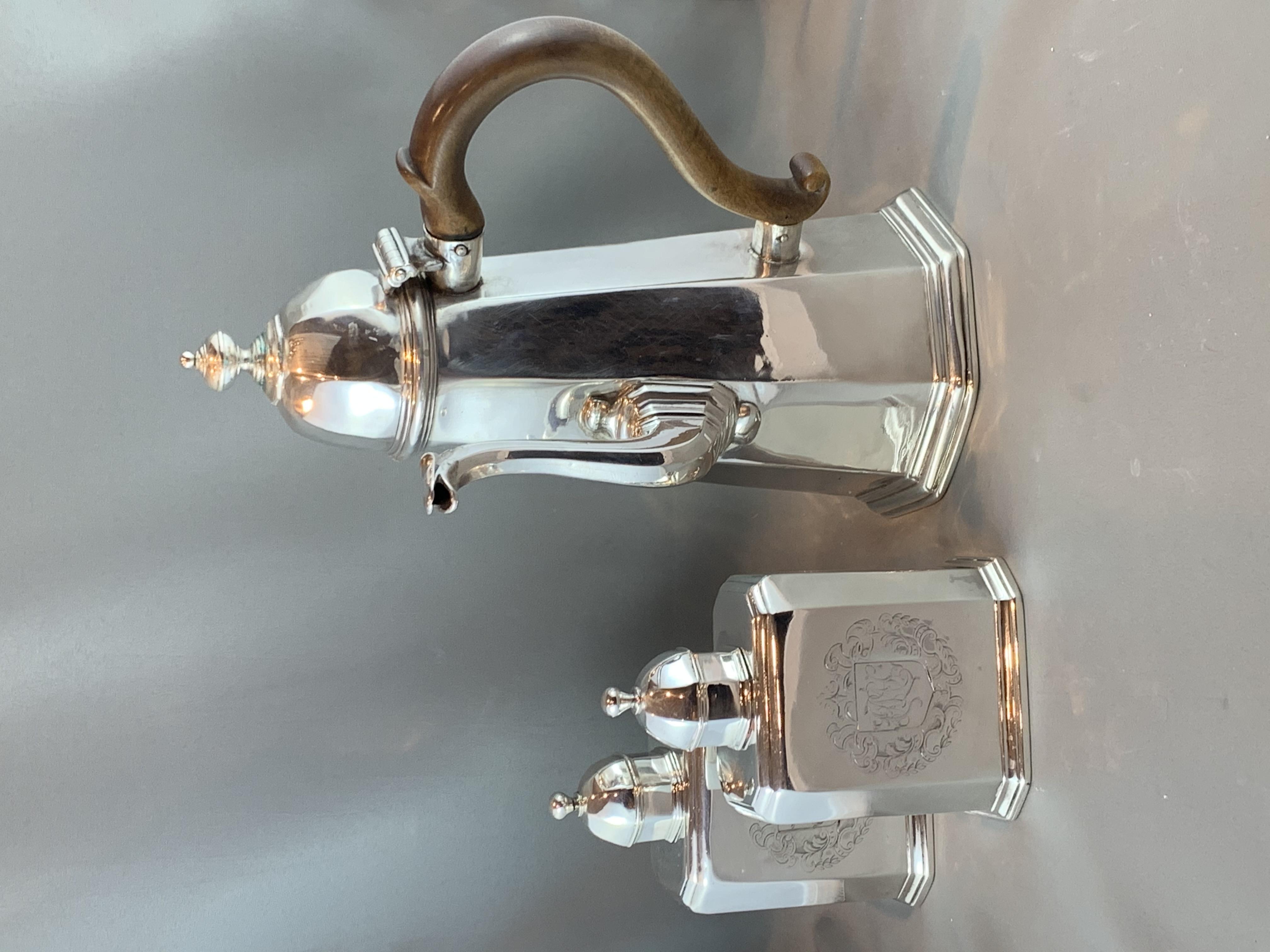 Queen Anne Silver