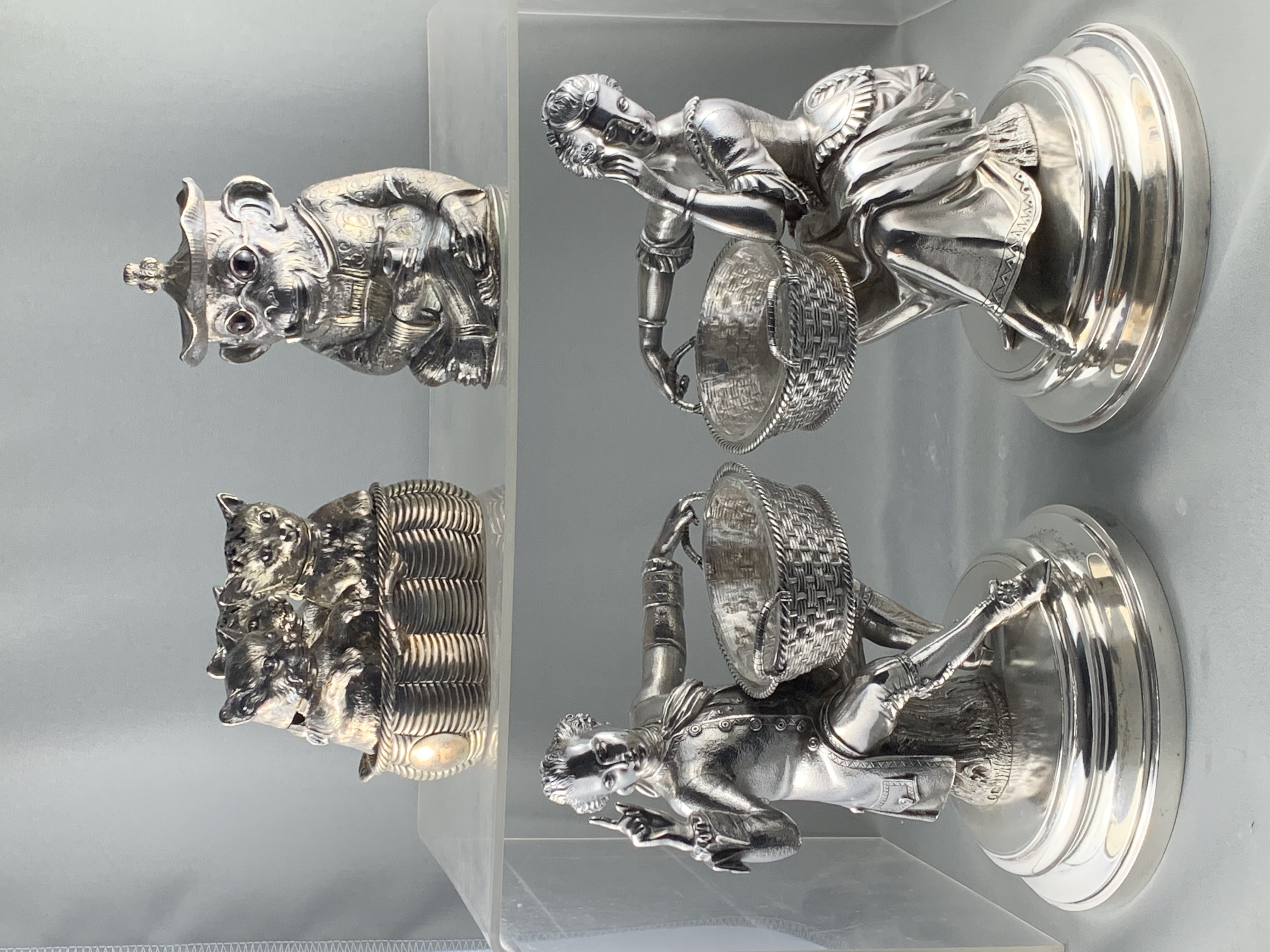 Exceptional Victorian Silver