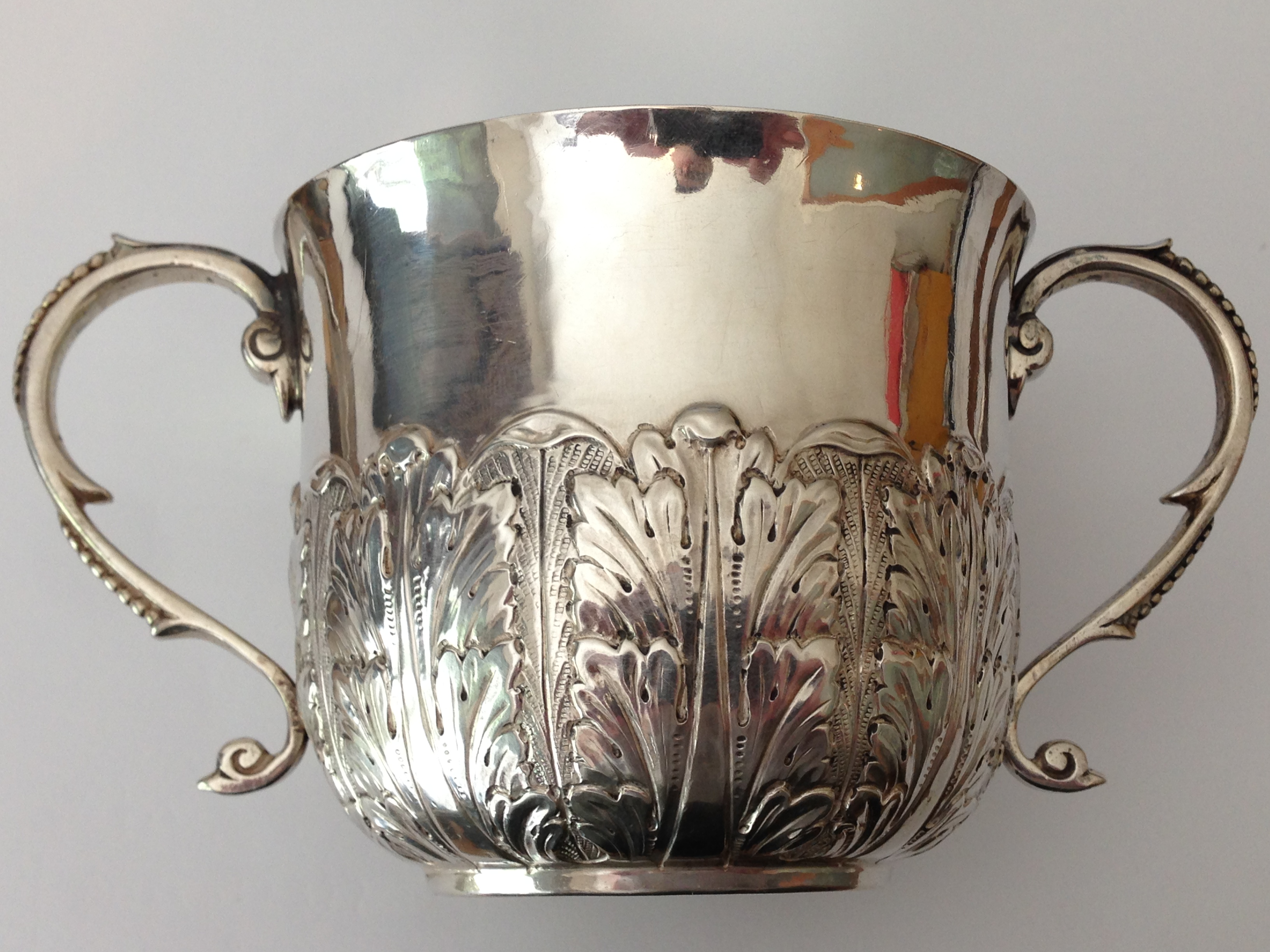 James II Porringer