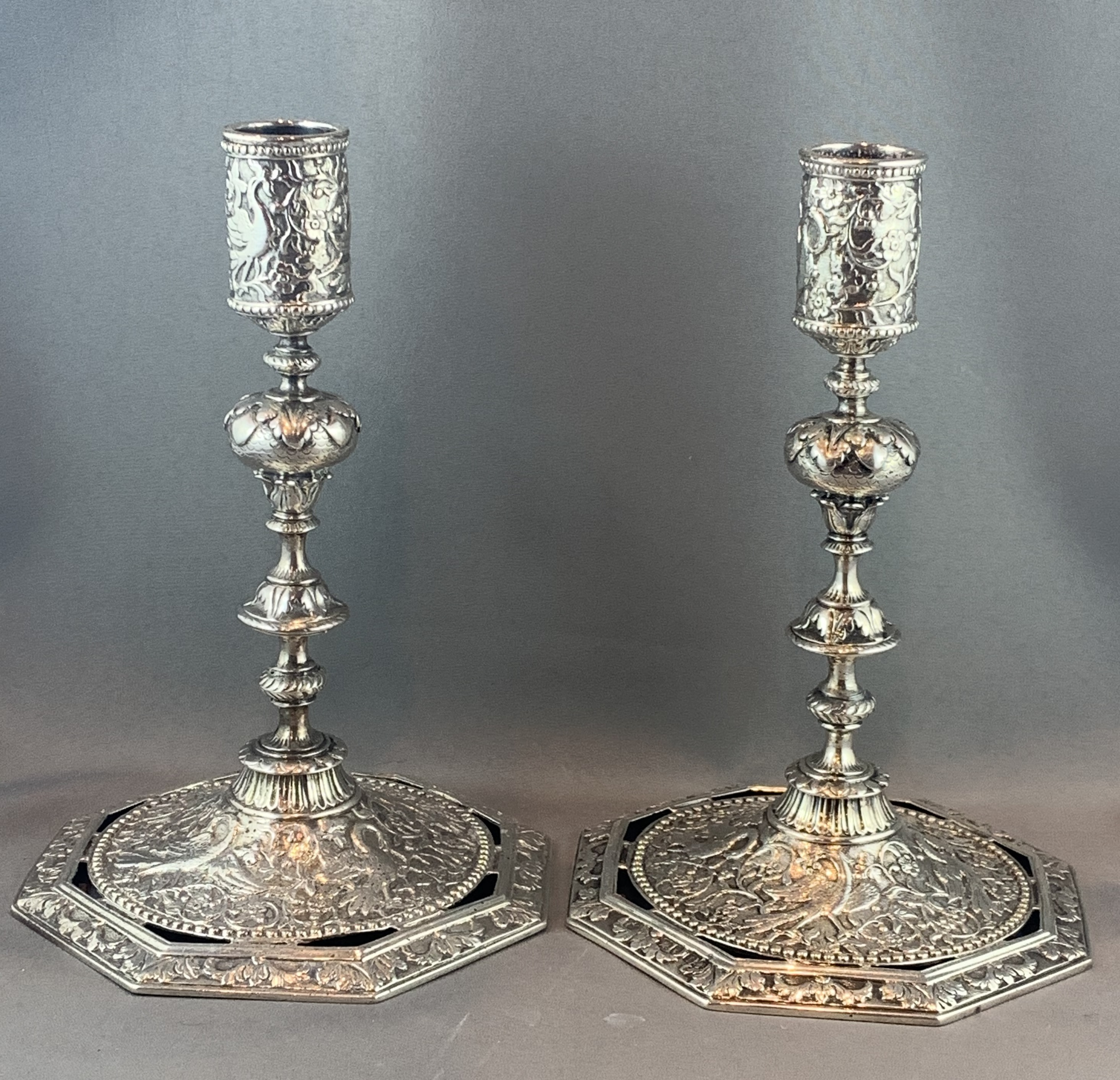 William Beckford Candlesticks