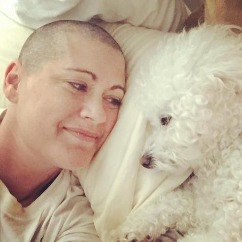 I Chose A Double Mastectomy To Avoid Radiation & Chemo. Now I Needed Both.