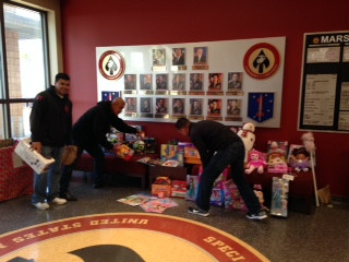 Hawthorne Realtor Toy Drive for Camp Pendleton 3