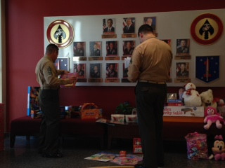 Hawthorne Realtor Toy Drive for Camp Pendleton 2