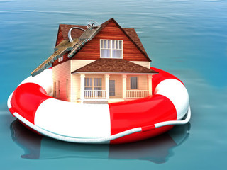 """Underwater Homes"" Declining in Orange County"