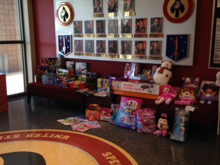 Thank You for Making Our Holiday Toy Drive a Success!