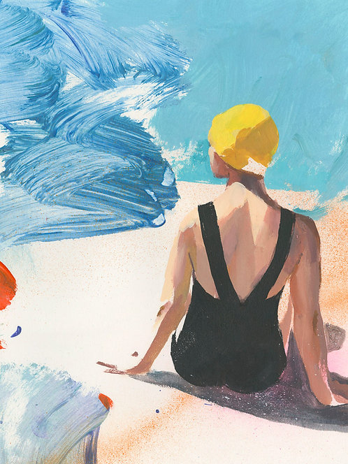 Beach Studies 12