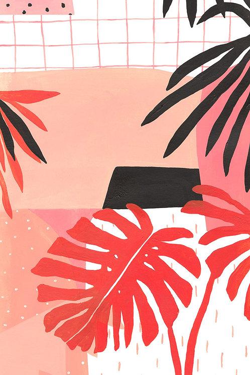 Pink Jungle 2