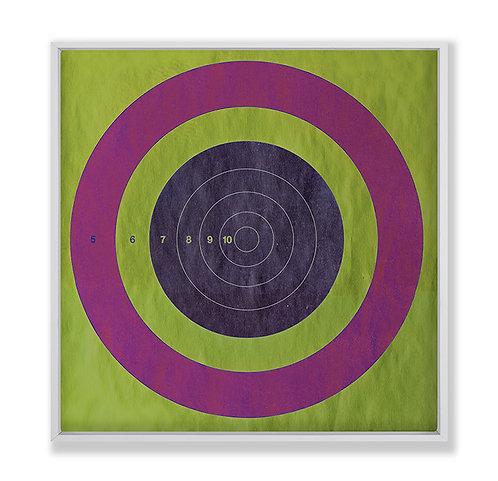 Target Green Pink