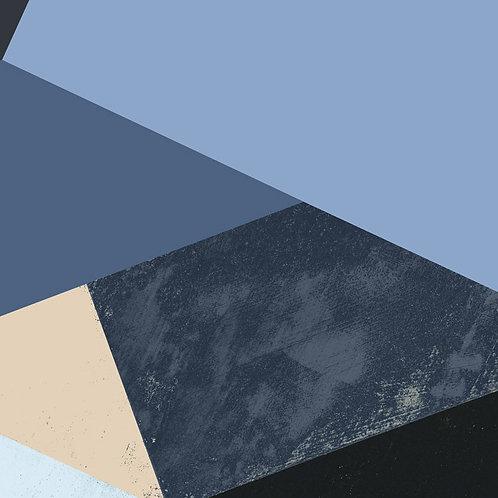 Blue Colorblock 2