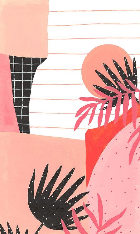 Pink Jungle 4