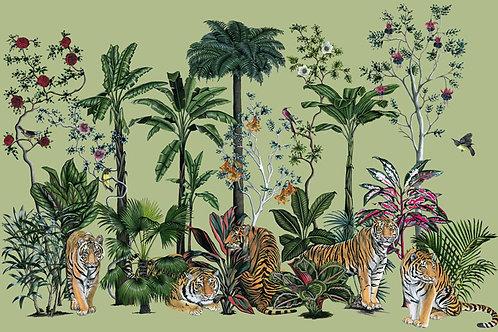 Tiger Summer