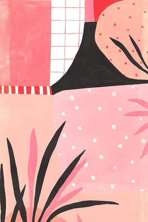 Pink Jungle 1