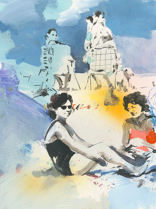 Beach Studies 8