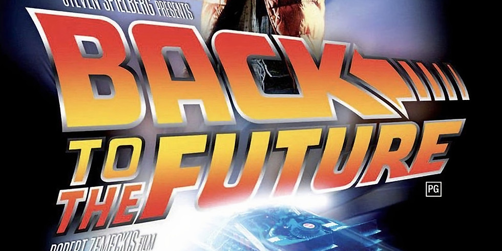 Back To The Future (1985) at Turvey House