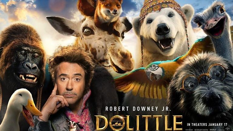 Dolittle (2020) PG at Umberslade Farm Park