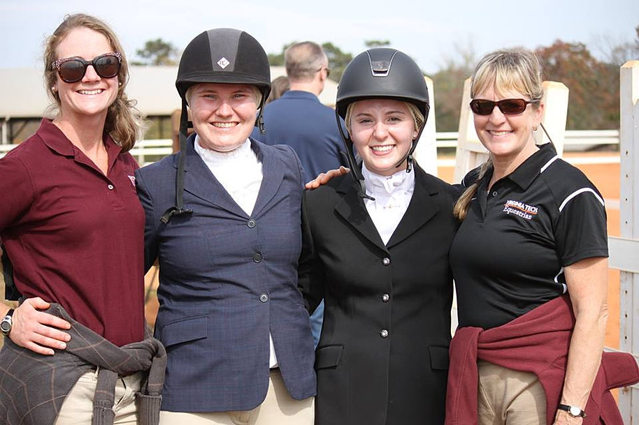 Virginia Tech Equestrian