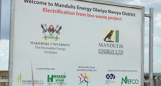 Disruptive Innovation: Energy Access