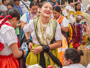 Oaxaca 485 años (Convite)