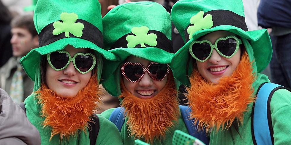 St Paddy's Day Celebrations