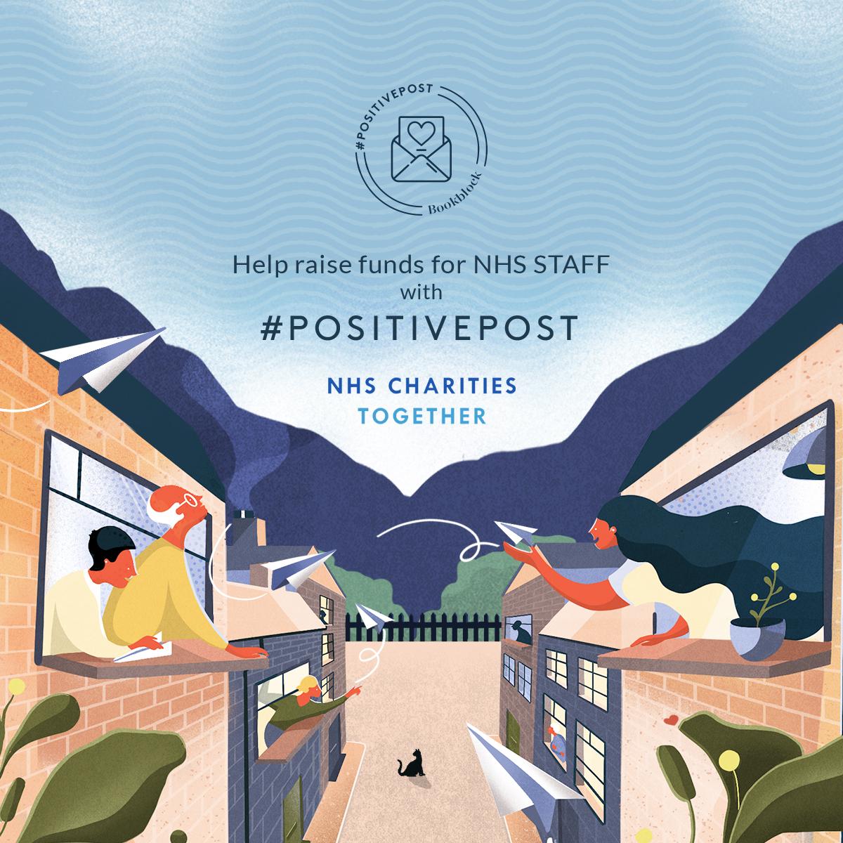 Positive-Post-Bookblock-Banner-Square