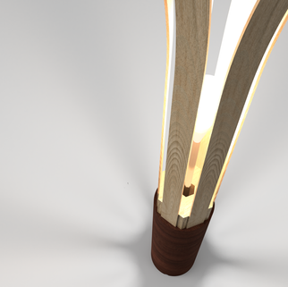 Lilium Floor Lamp