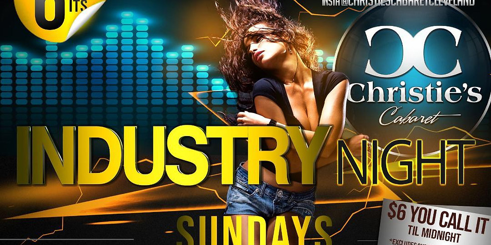 Industry party