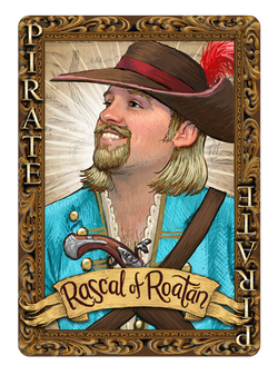 Rascal of Roatan