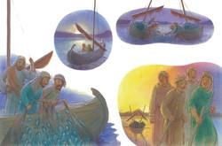 Jesus Calls His Disciples 4