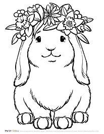 EasterBunnyPrintable-AprylStott-FlowerCr