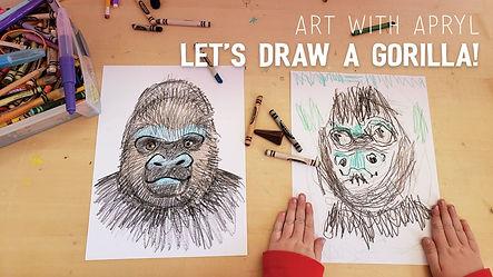 Thumbnail-Image-Gorilla-ArtWithApryl-Sma