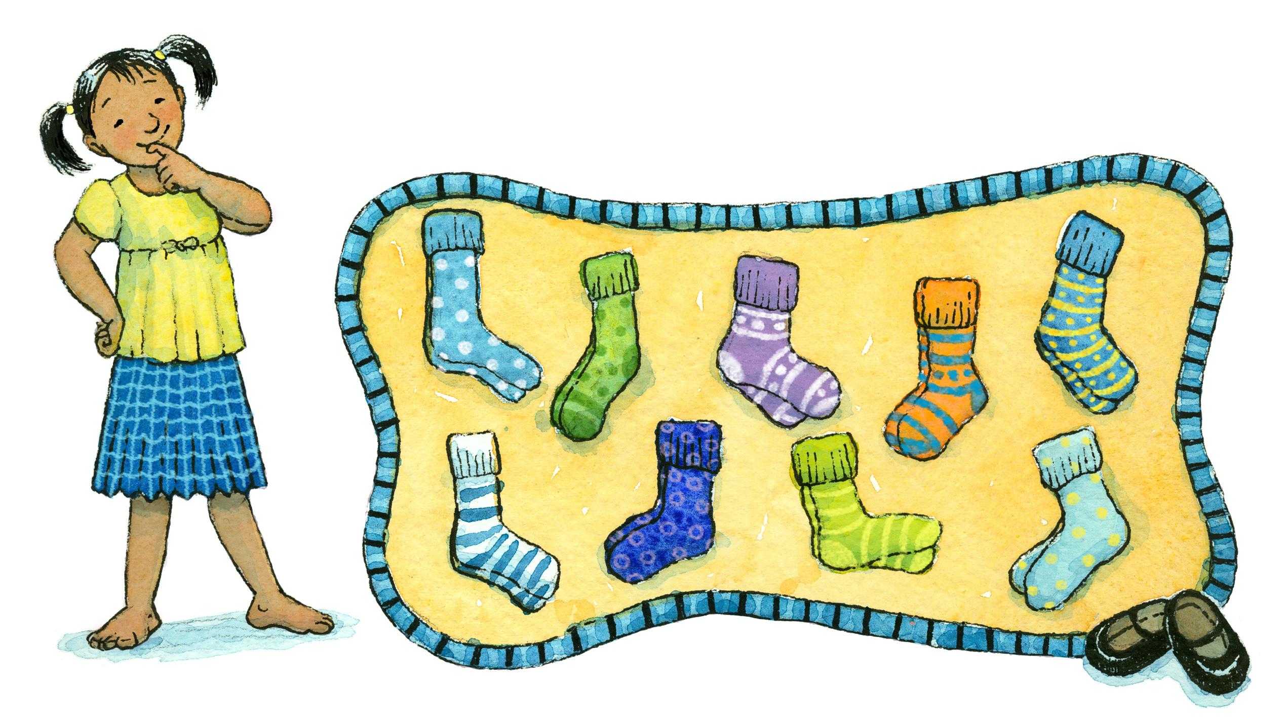 Funstuf Sock Puzzle