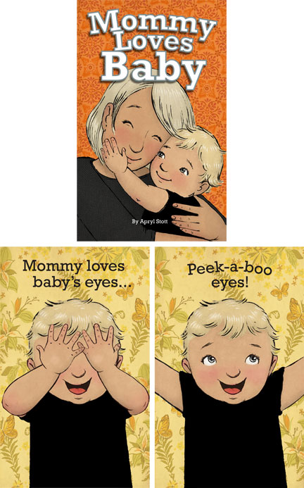 Mommy Loves Baby -  iBook
